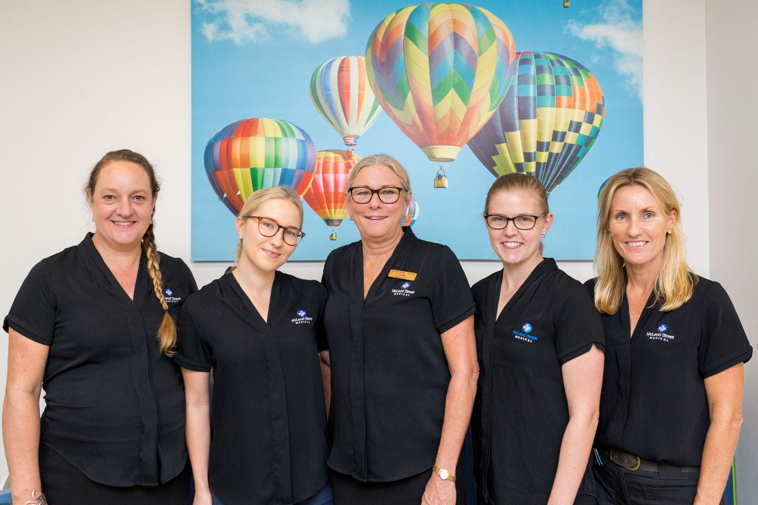 Meet our Team of Friendly Professional Cairns Doctors